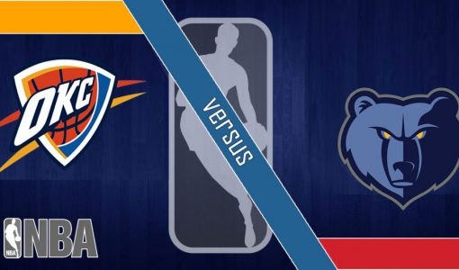 Oklahoma City Thunder vs Memphis Grizzlies