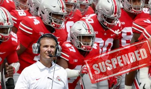 Urban Meyer Suspension - Buckeyes Outlook