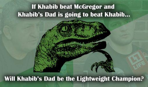Khabib vs Mcgregor Meme