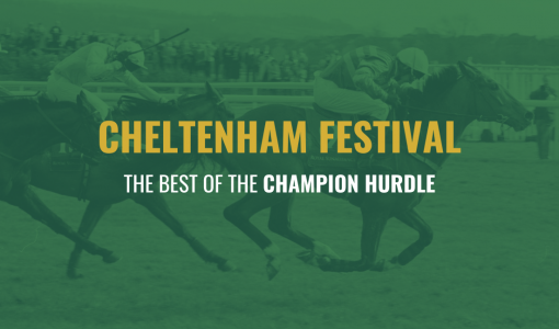 10 of the best Champion Hurdle winners at the Cheltenham Festival