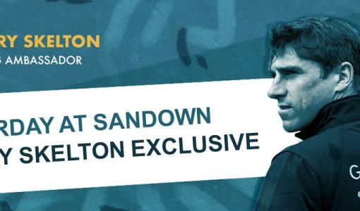 Harry Skelton Sandown Exclusive