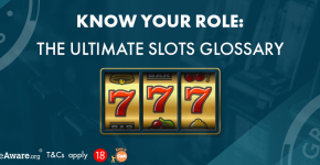 Slots glossary banner Grosvenor Casinos