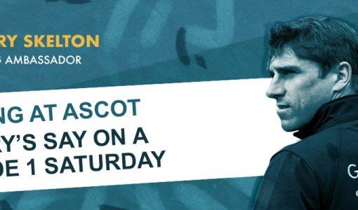 Harry Skelton Ascot Racing