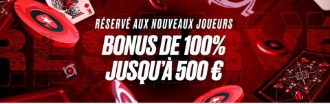 code bonus pokerstars